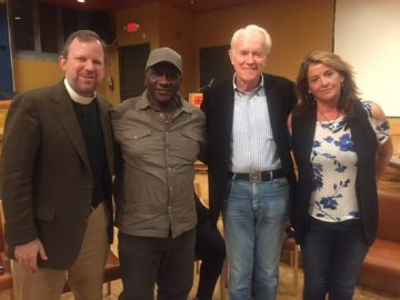 Mike Farrell and Gary Tyler Speak Out Against the Death Penalty
